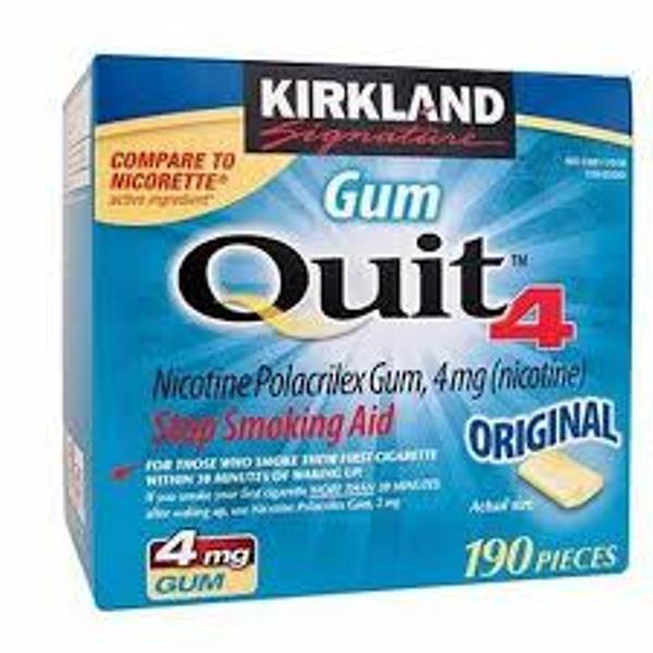 Top 10 kẹo cai thuốc lá hiệu quả được tin dùng nhất hiện nay