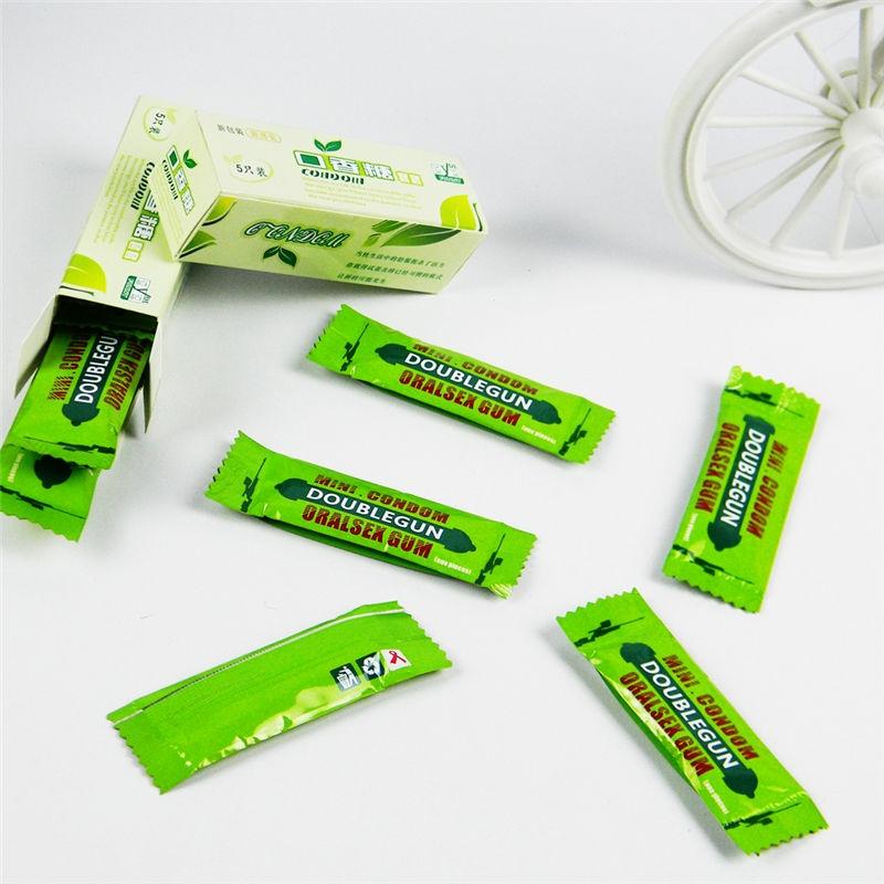 Ăn nhiều kẹo cao su cũng gây ảnh hưởng rất tiêu cực đối với sức khỏe
