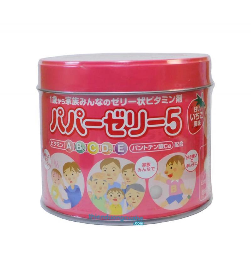 Kẹo cho bé biếng ăn Papazeri của Nhật