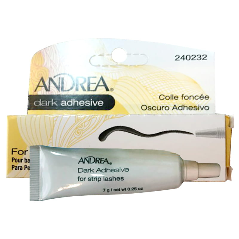 Keo dán mi giả Andrea Dark Adhesive For Strip Lashes