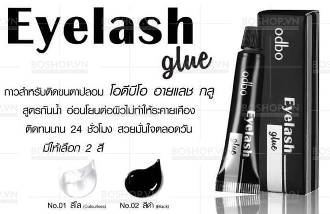 Keo dán mi Odbo Eyelash Glue OD8130