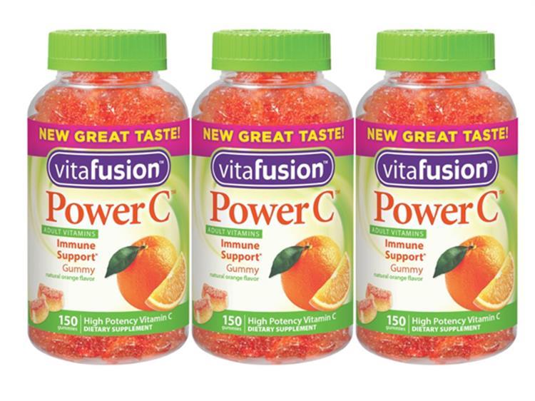 Kẹo Bổ Sung Vitamin C Vitafusion Power C-VPC 150 Viên