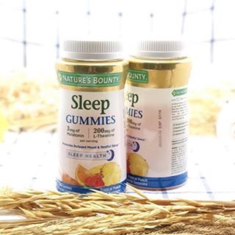 Kẹo dẻo giúp ngủ ngon Nature's Bounty Sleep
