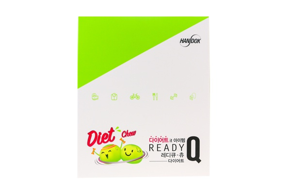 Kẹo giảm cân Diet Chew Ready Q - Hàn Quốc