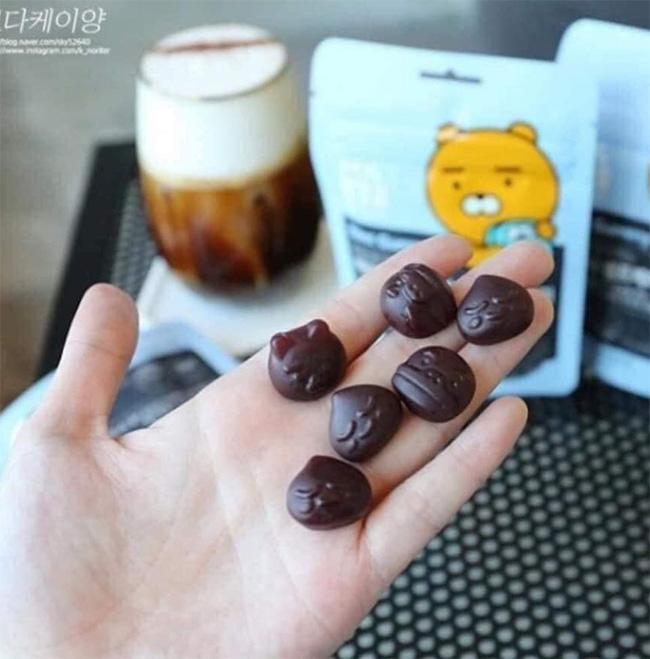 Kẹo Dẻo Giảm Cân MyNi Selfcare Diet Gummy Kakao Friends