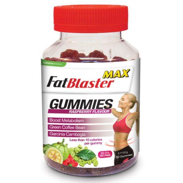 Kẹo giảm cân Naturopathica Fatblaster Max Gummies