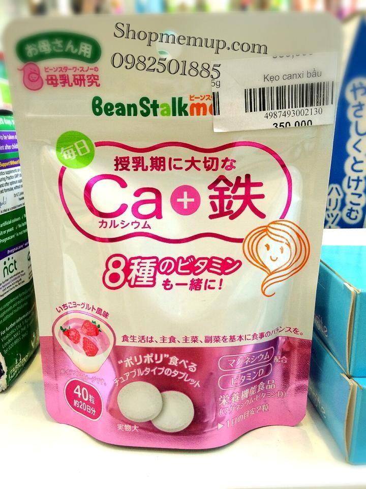 Kẹo mềm BEANSTALK vị sữa chua dâu