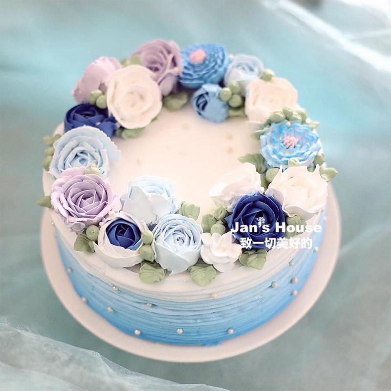 Kẹo Ngọt Ngào - Homemade Cake