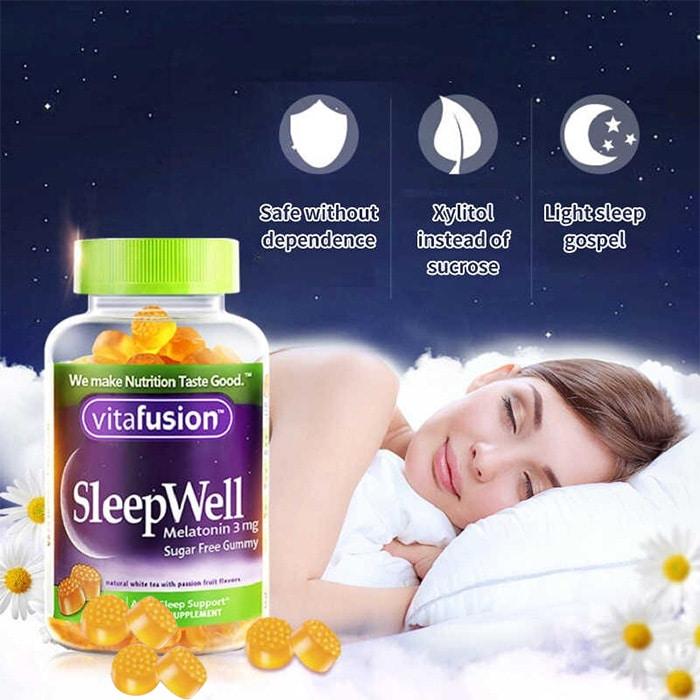 Kẹo ngủ Vitafusion