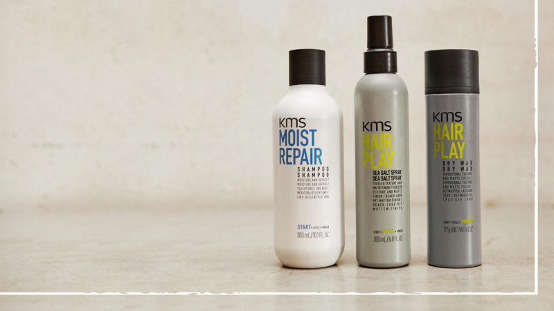 Keo xịt tóc KMS Hairplay Texture Spray
