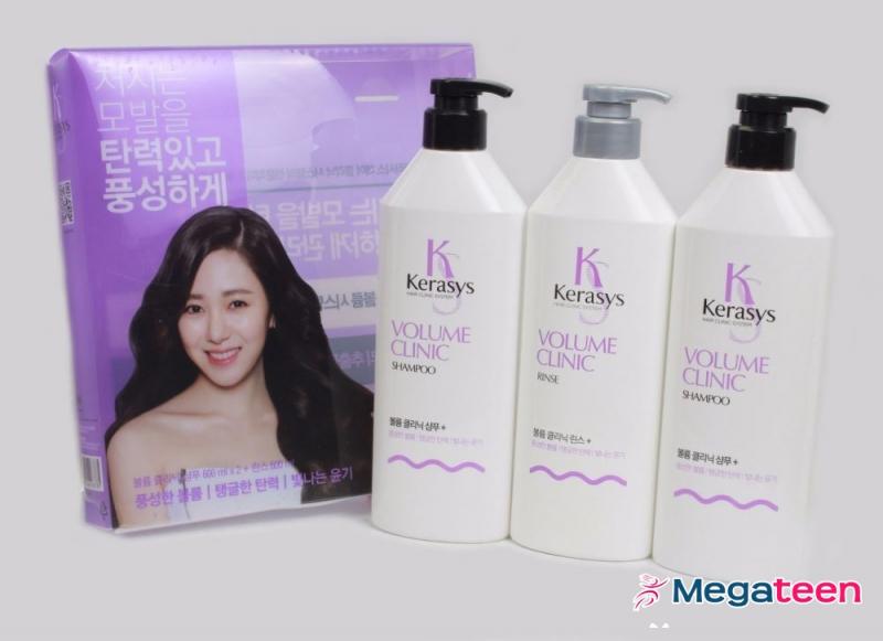 Kerasys Hair Clinic System Volume