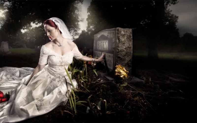 Kết hôn với người chết