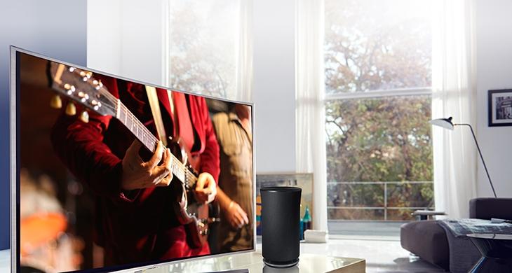 Hiện tại chỉ có tivi Samsung và TCL là có hỗ trợ Bluetooth.