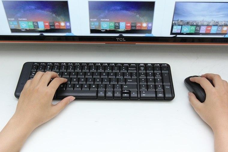 Kết nối Tivi với chuột và bàn phím