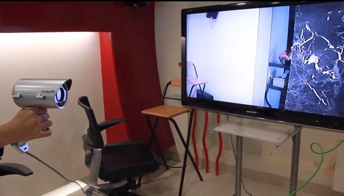 Kết nối camera với Tivi