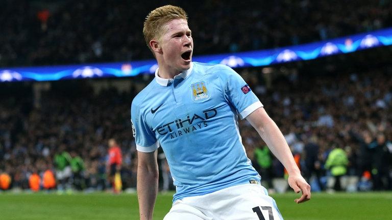 Kevin de Bruyne (Manchester City/ Bỉ)