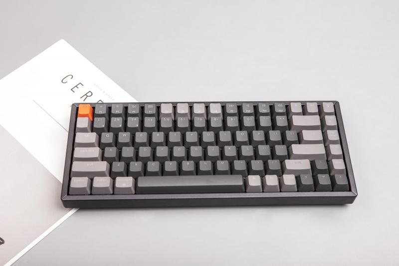 Thiết kế độc đáo, cộng với giá thành rẻ với bàn phím Keychron