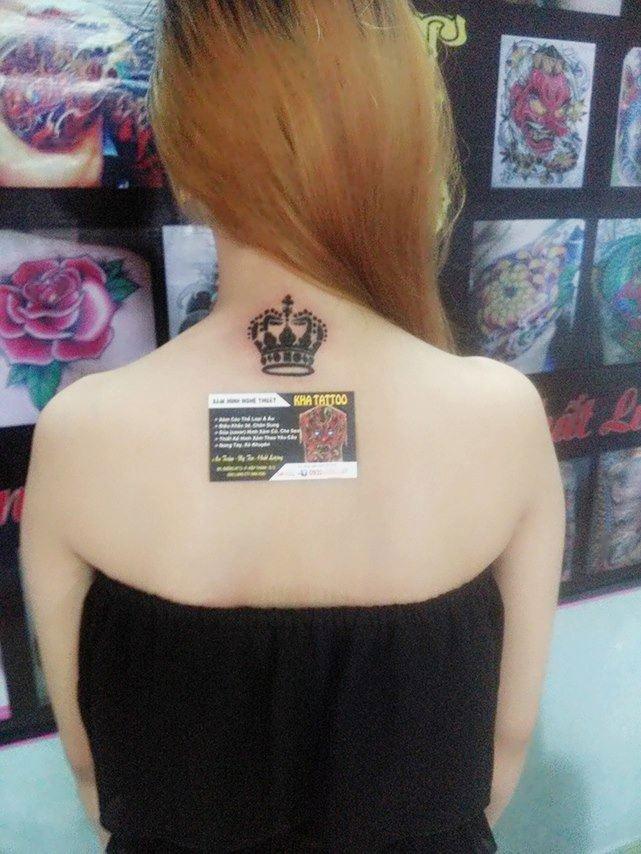Hình ảnh khách hàng tại Kha tattoo