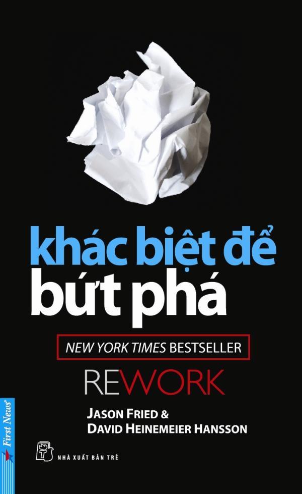 Bìa sách Khác Biệt Để Bứt Phá.