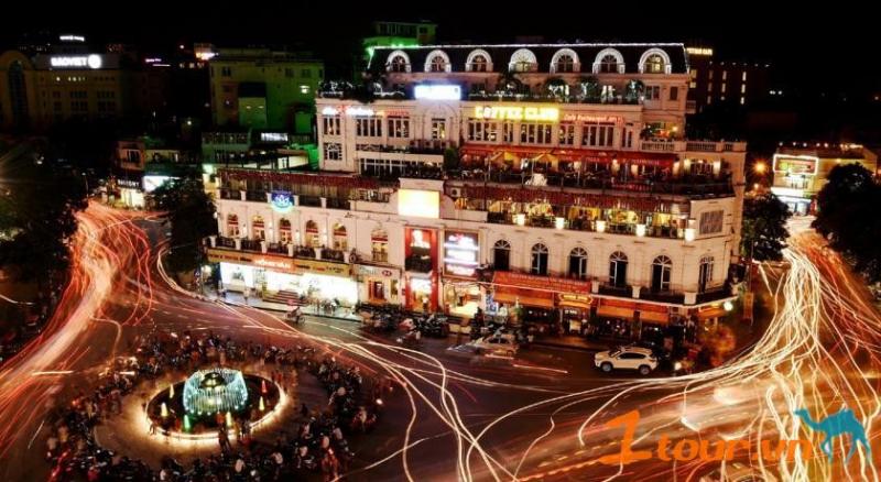 Top 7 khách sạn 5 sao nổi tiếng nhất quận Hoàn Kiếm - Hà Nội