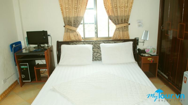 Khách sạn A25 - Đội Cấn