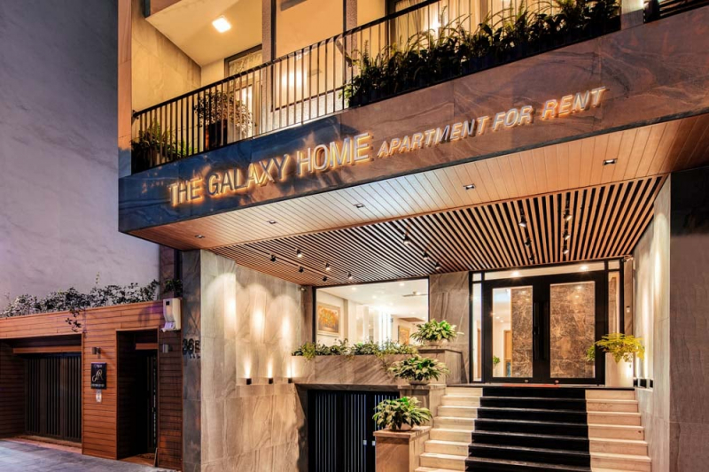 The Galaxy Home Hotel & Apartment