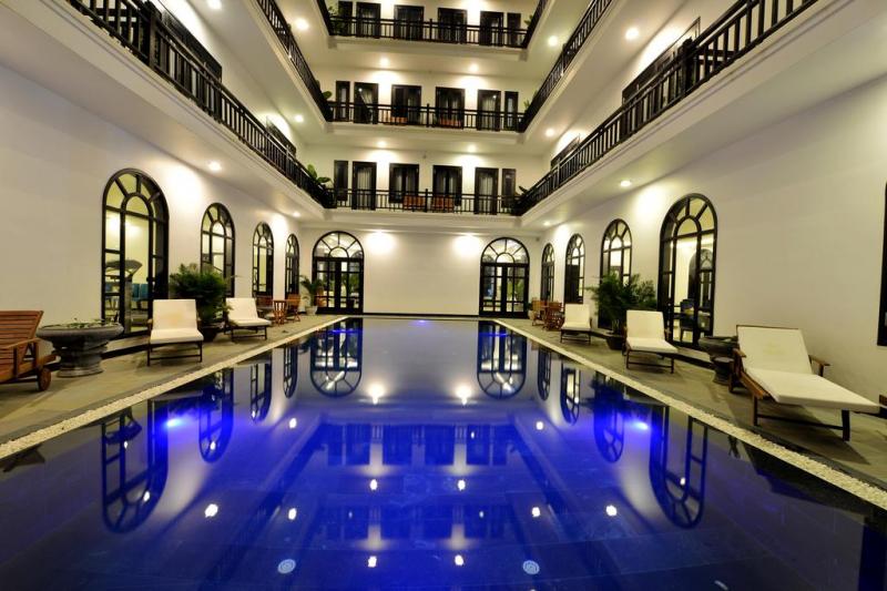 Khách Sạn & Spa Venus