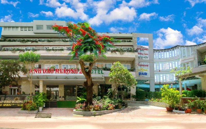 Khách sạn Anh Đào Mekong 2