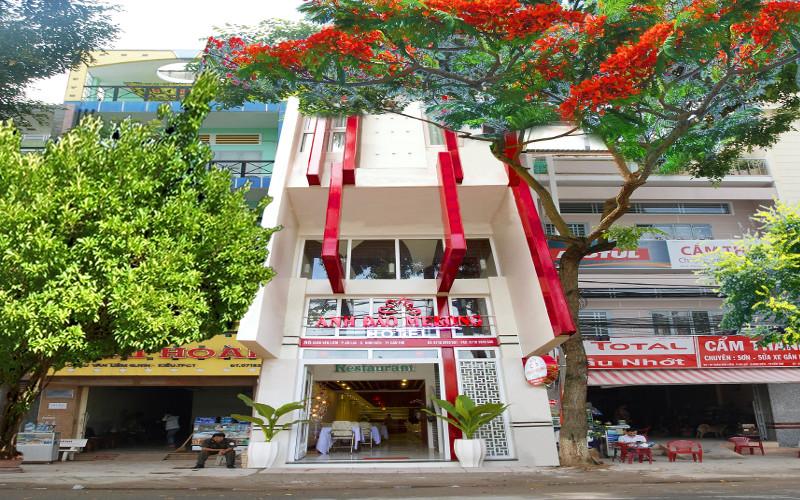Khách sạn Anh Đào Mekong