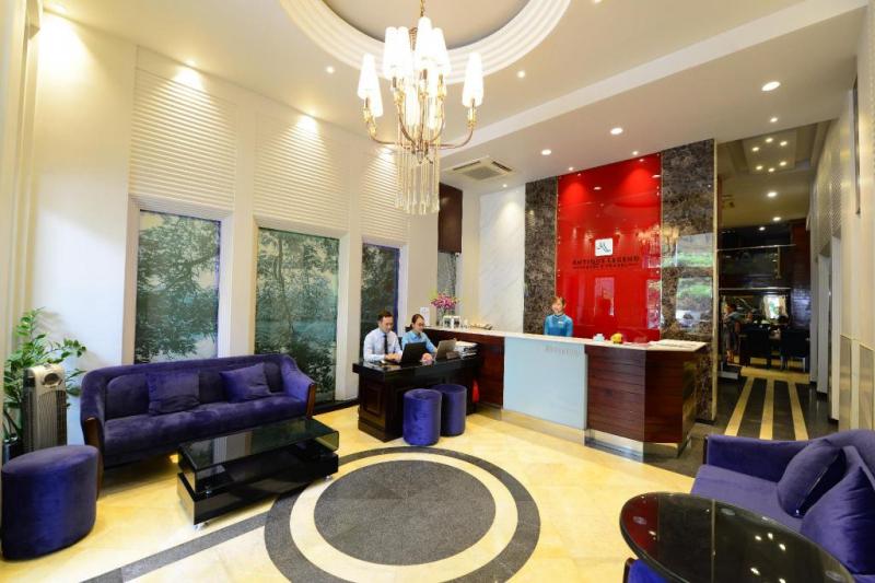 Khách sạn Antique Legend Hà Nội