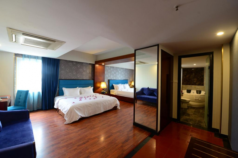 Khách sạn Hanoi Antique Legend
