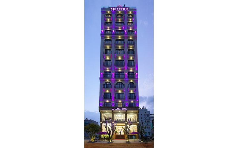 Aria Hotel là một nơi nghỉ chân tuyệt vời để tiếp tục khám phá thành phố sôi động