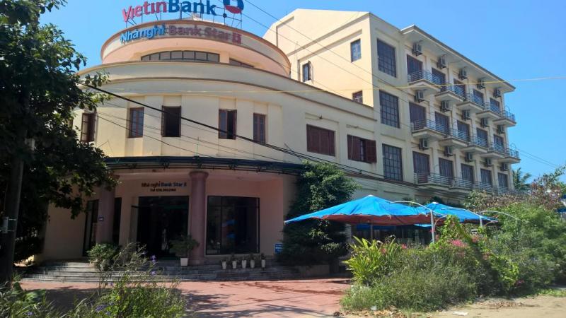 Khách sạn Bank Star 2