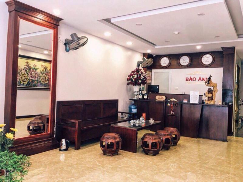 . Khách sạn Bảo Anh