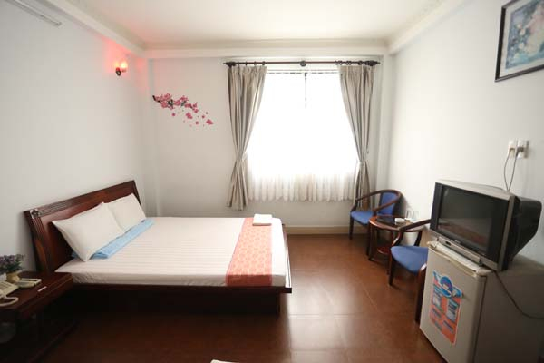 Room at Bien Viet hotel