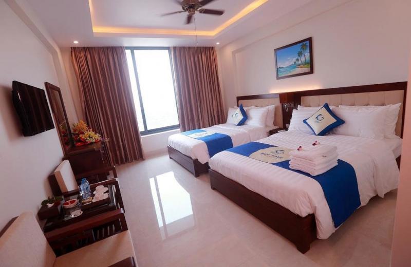 Khách sạn Blue Wave