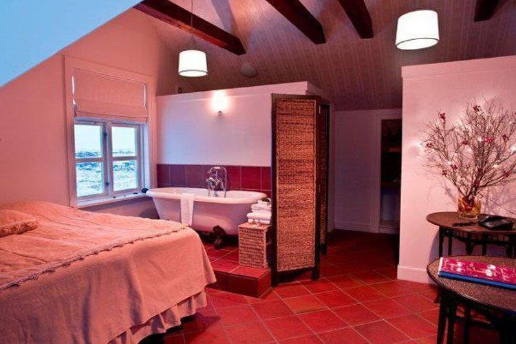 Khách sạn Búdir là một trong những khách sạn đẹp nhất ở Iceland