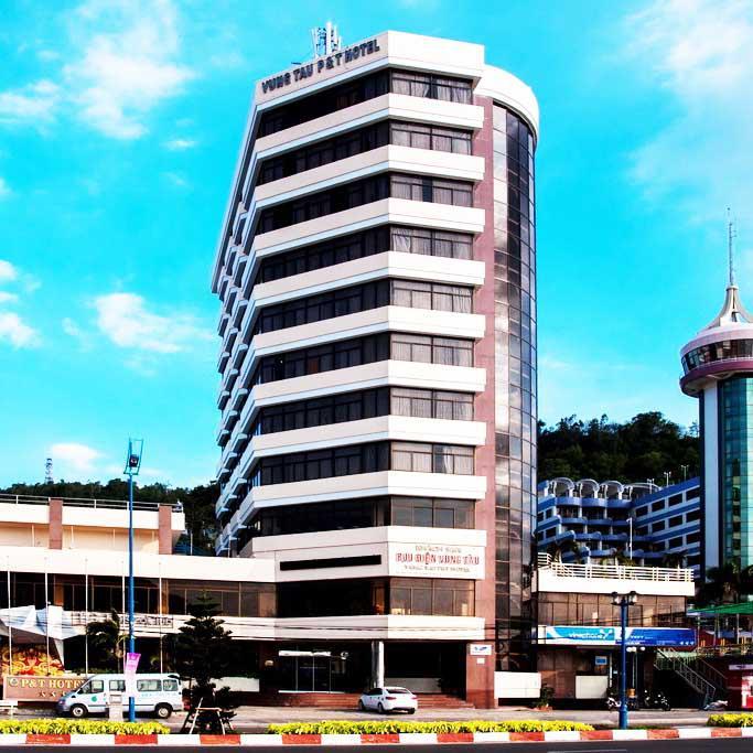 Khách Sạn Bưu Điện Vũng Tàu - P&T Hotel