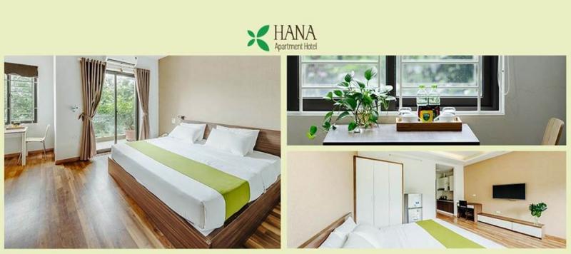 Khách sạn căn hộ HaNa