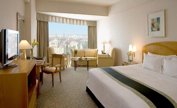 Phòng tại khách sạn Caravelle