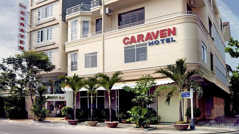 Khách sạn Caraven - Đà Nẵng