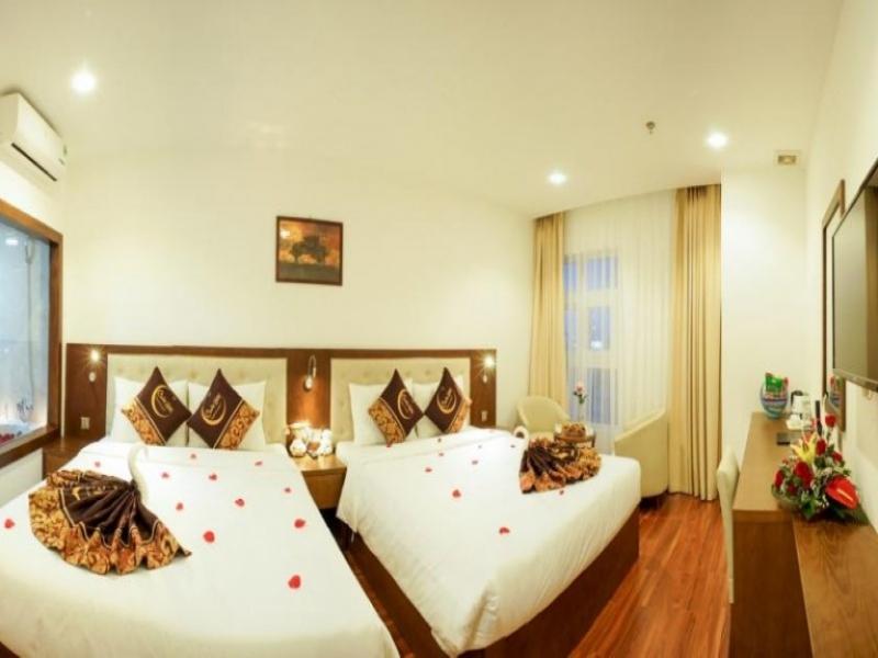 Phòng Family Suite tại Centre Đà Nẵng