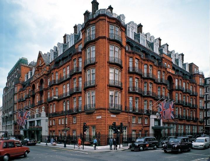 Khách sạn Claridge chứa đựng những điều tuyệt vời đang chờ đón du khách