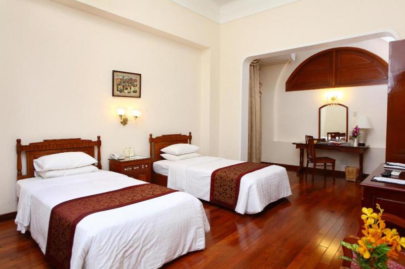 Phòng tại khách sạn Continental