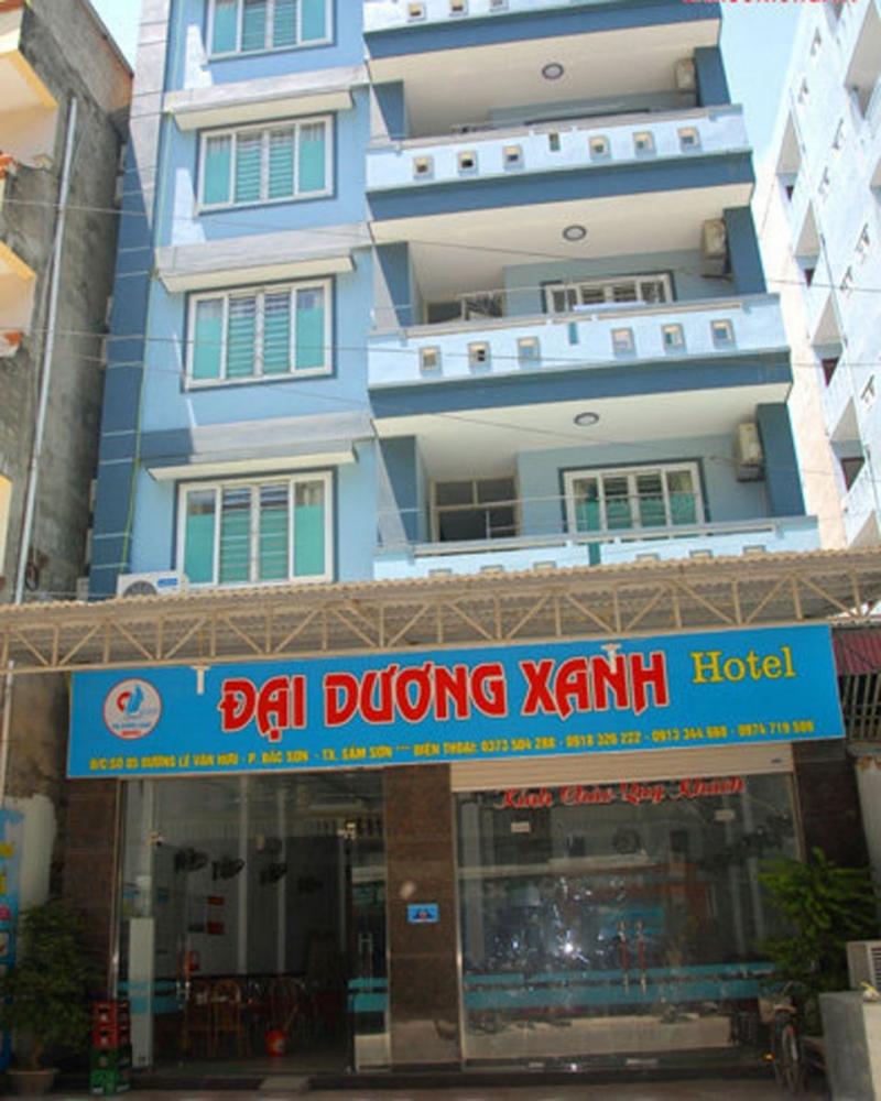 Khách sạn Đại Dương Xanh, thị xã Sầm Sơn