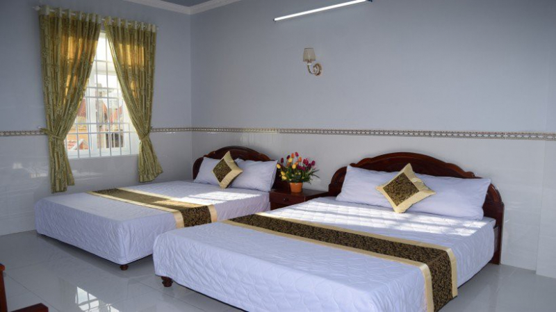 Phòng nghỉ tại khách sạn Đăng Khoa