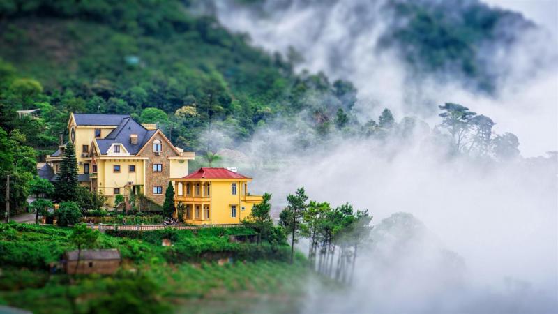 Top 10 khách sạn đẹp nhất khi đi du lịch Tam Đảo không nên bỏ qua