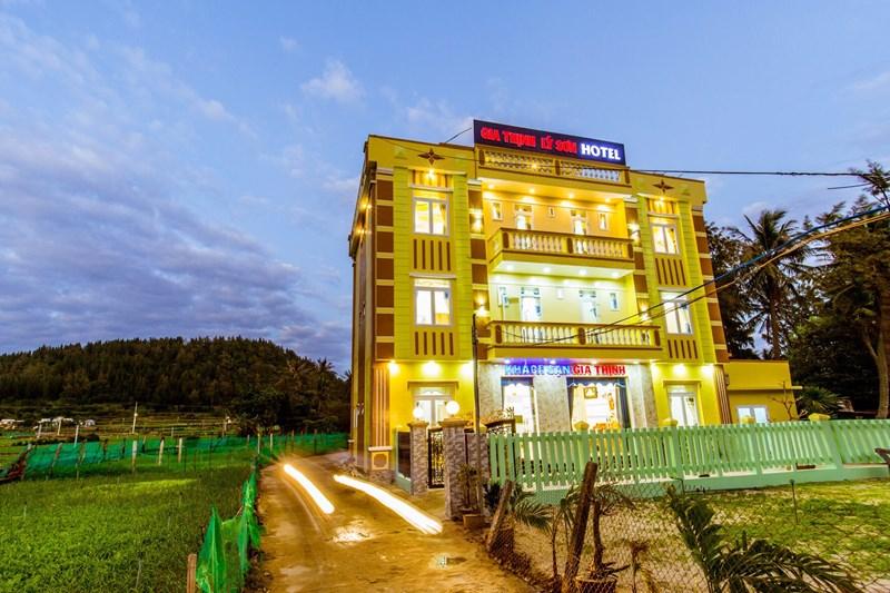 Top 5 Khách sạn đẹp, sang trọng nhất Lý Sơn, Quảng Ngãi