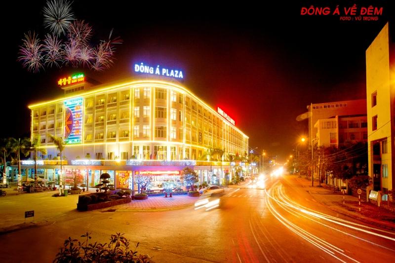 Khách sạn Đông Á Plaza