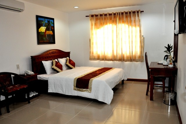 Khách sạn Đông Anh là một trong những khách sạn nổi tiếng ở Cà Mau